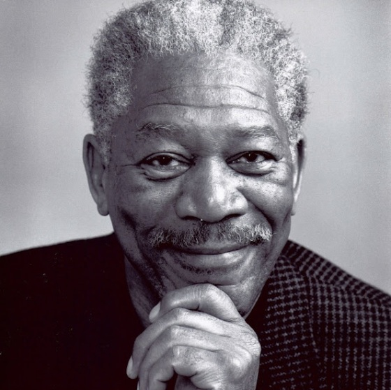 Morgan Freeman turns 77!