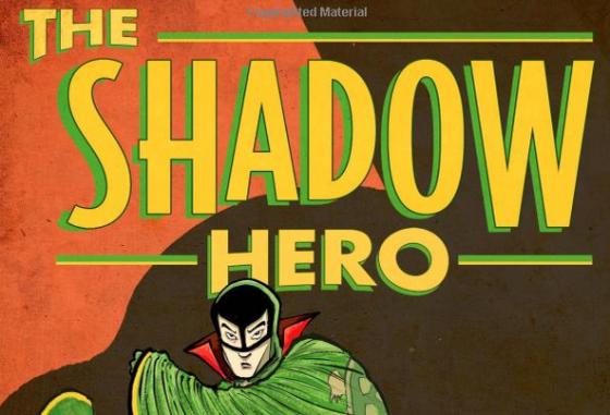yuen - Shadow hero cover