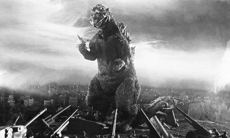 GodzillaB&W