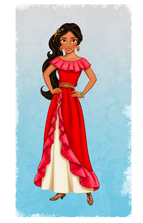 DIsney1stLatinaPrincess