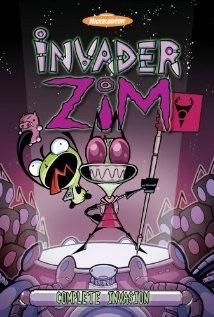 InvaderZimPoster