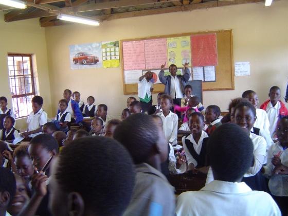 Schoolin Africa