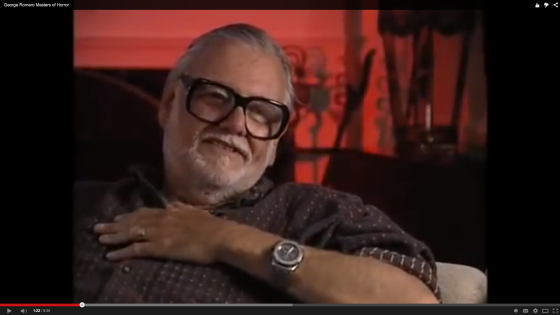 Screenshot George Romero
