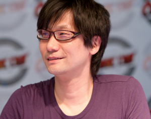 Kojima at Japan Expo 2010