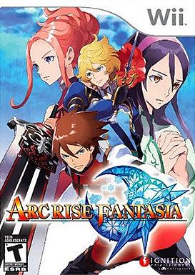 ArcRiseFantasia