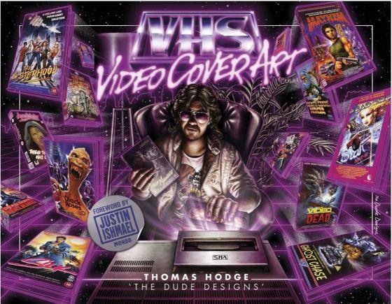 VHSVideoCoverArtBook
