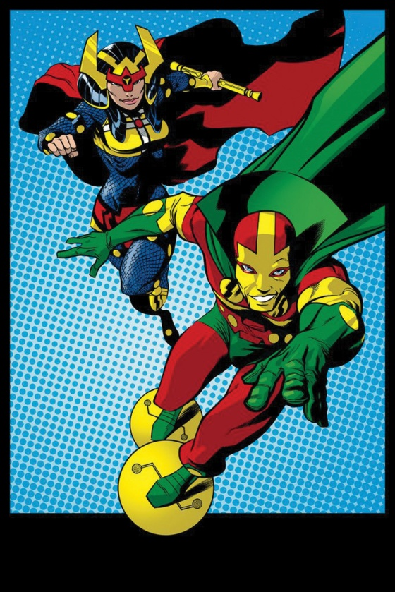 Image result for mr miracle and big barda
