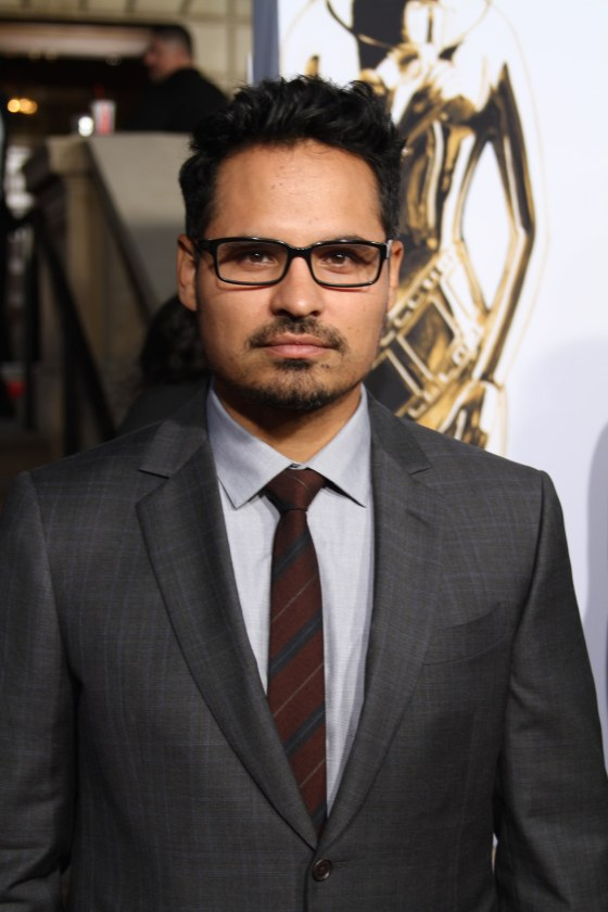 Actor Michael Pena at the 2014 Alma Awards