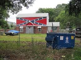 ConfederateFlagbarn