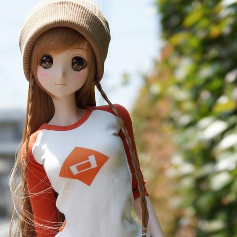 Japanese Smart Doll