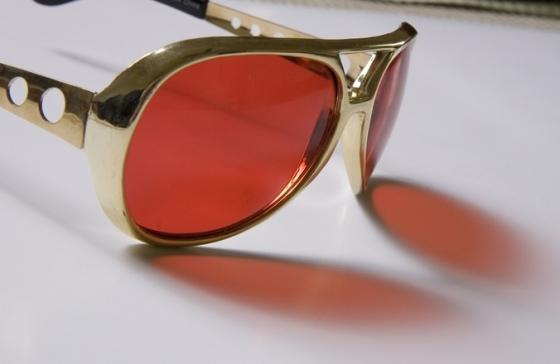 set of crazy sunglasses
