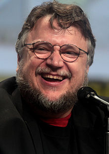 Guillermo del Toro at 2014 SDCC - Source: Wikimedia Commons