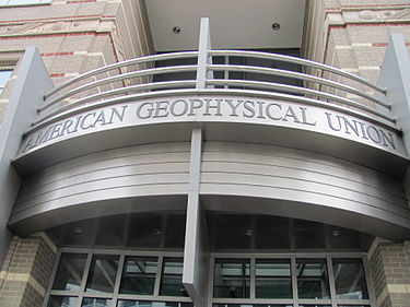 The AGU publishes  Geophysical Research Letters, the journal that reported the future of an ocean in Ethiopia.