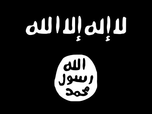 ISIS/Islamic State flag