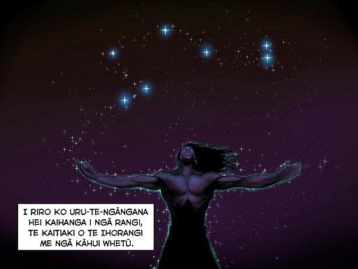 maori myth 1