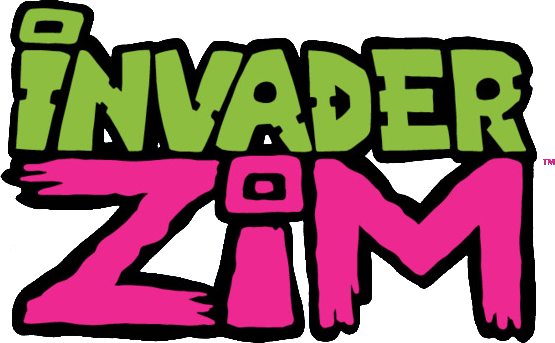 Invader_Zim_comic_logo