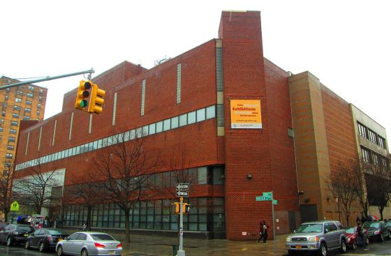 The Schomburg Center for Research in Black Culture in New York, NY.