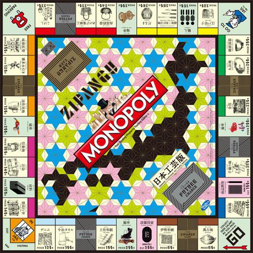 JapaneseMonopolyGame