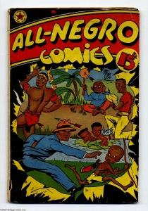All-Negro Comics was Evans's vision.