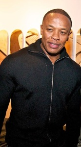 Rapper, producer, and entrepreneur Dr. Dre in 2011