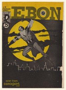 """Cover of Larry Fuller's """"Ebon #1"""""""