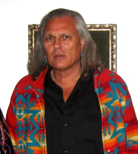 Native American actor Michael Horse