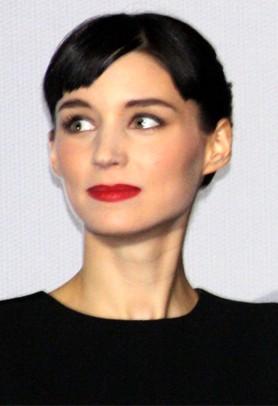 Actress Rooney Mara