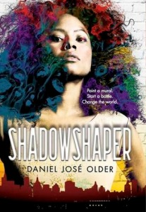 "Daniel José Older's ""Shadowshaper: is nominated for the Andre Norton Award for Young Adult Science Fiction and Fantasy Award."