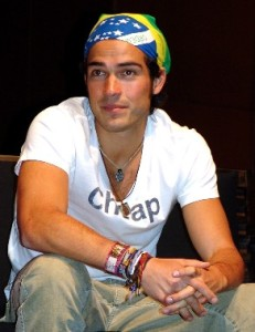 Actor Alfonso Herrera in 2006 -via Wikipedia
