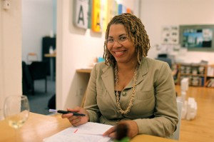 Cheryl Contee - Photo by Brian Solis