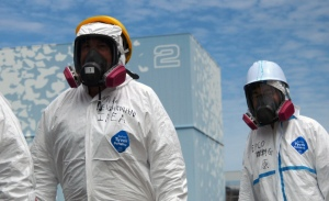IAEA fact-finding team leader Mike Weightman visits the Fukushima Daiichi Nuclear Power Plant on 27 May 2011 to assess tsunami damage and study nuclear safety lessons that could be learned from the accident. — Photo Credit: Greg Webb / IAEA