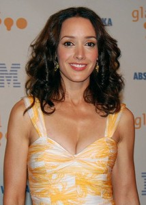 Actress Jennifer Beals at the GLAAD Awards in 2009