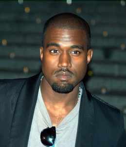 Kanye West at the 2009 Tribeca Film Festival - Photo by David Shankbone