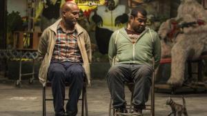 Keegan-Michael Key and Jordan Peele in their new movie