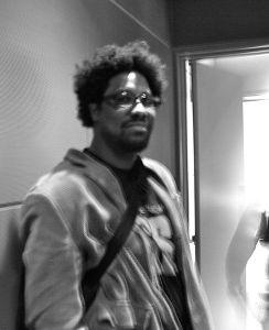 Comic W. Kamau Bell in 2010