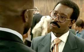 "Courtney B. Vance as Johnnie Cochran in ""People vs. O.J."""