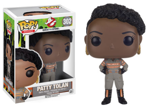 """Figure of """"Patty Tolan"""" played by Leslie Jones"""
