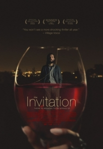 Theatrical release poster for Karyn Kusama's The Invitation