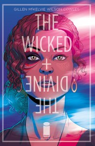 Cover of The Wicked + The Divine Issue 1