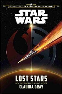 Ciena Ree is a character in YA novel Journey to Star Wars: The Force Awakens Lost Stars