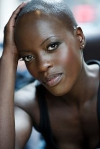 Kasumba is an Afro-German actress living in Berlin and born in Uganda.
