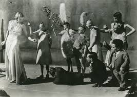 Still from Tod Browning's Freaks, 1932