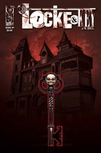 Cover of Locke & Key: Welcome To Lovecraft 1 (February 2008).