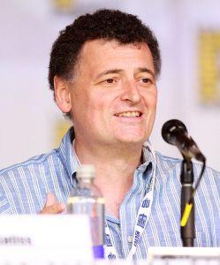 Moffat at the 2013 San Diego Comic-Con International. Photo credit: Gage Skidmore