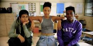 Kiersey Clemons (middle) in Dope