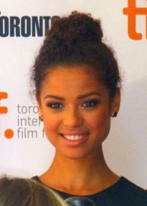 Actress Gugu Mbatha-Raw