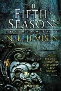N.K. Jemisin's The Fifth Season is nominated for Best Novel.