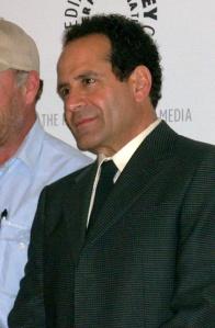 Actor Tony Shalhoub in 2008