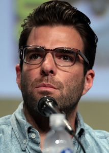 Zachary Quinto at SDCC 2014. Image via Wikimedia.