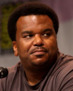 Actor Craig Robinson at WonderCon 2013